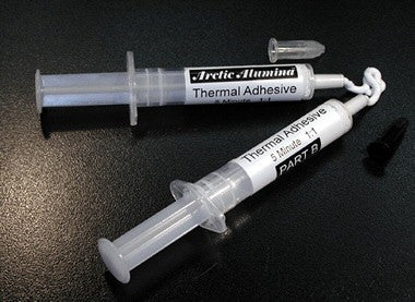 Arctic Alumina Thermal Adhesive (Two Tube Set) # AATA-5G