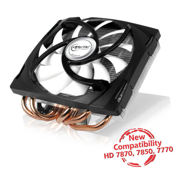 Arctic Cooling Accelero Mono Plus VGA Cooler #DCACO-V430001-BL