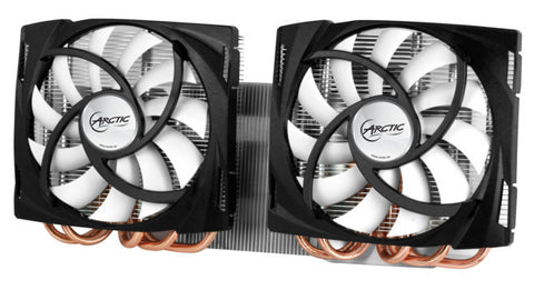 Arctic Cooling Accelero Twin Turbo 6990 VGA Cooler #ACCEL-TT-6990