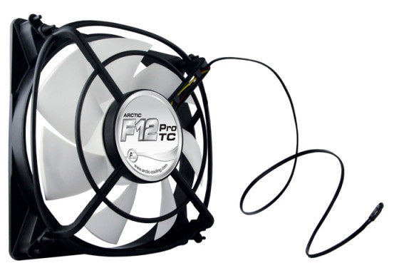 Arctic Cooling F12 Pro TC Temperature Controlled  120mm Fan