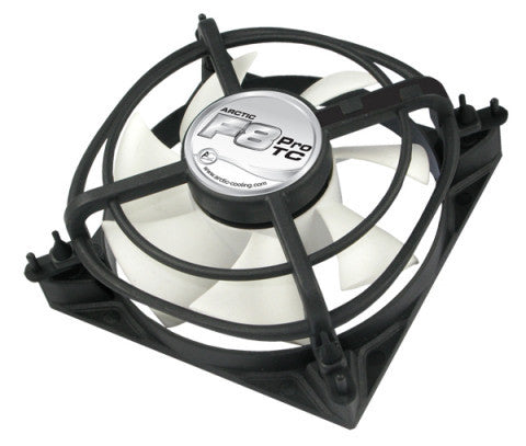 Arctic Cooling F8 Pro TC 80mm Temperature Controlled Fan