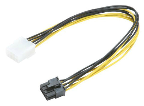 ATX-8 Pin Extension Cable #ATX-8P-EX