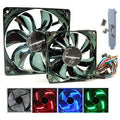 Blue Gears B-Flexi80 80x80x25mm Fan-BG01107 - Coolerguys