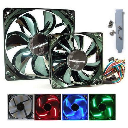 b-flexi80 80mm fan by bluegears #BG01107