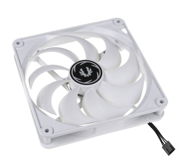 BitFenix Spectre PWM All White 120mm Fan BFF-SCF-P12025WW-RP
