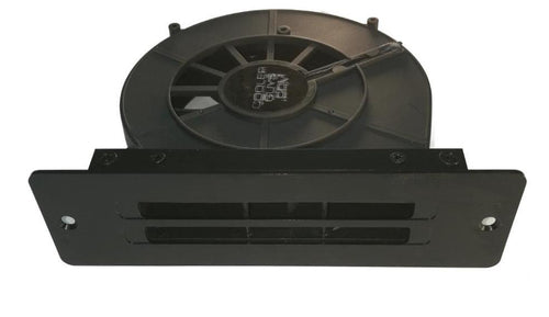 Beau Coolerguys USB Powered Blower Fan With Exhaust Vent Bracket / Optional  Thermostat