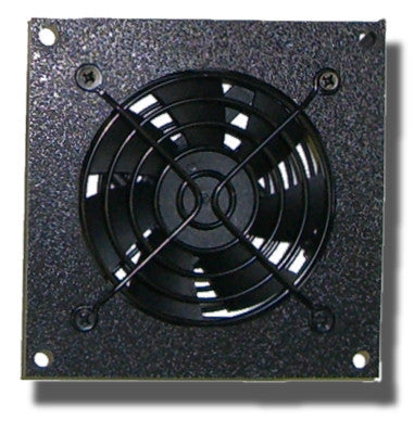 CabCool 1201 Lite 5V Single 120mm Fan Cooler Kit for Cabinet / Home Theater - Coolerguys