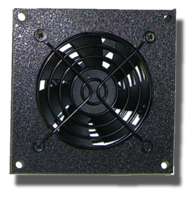 CabCool 801 Lite Single 80mm Fan Cooling Kit for Cabinet & Home Theaters - Coolerguys