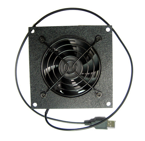 Cabcool 901U Single 92mm USB Powered Cabinet Cooling Kit