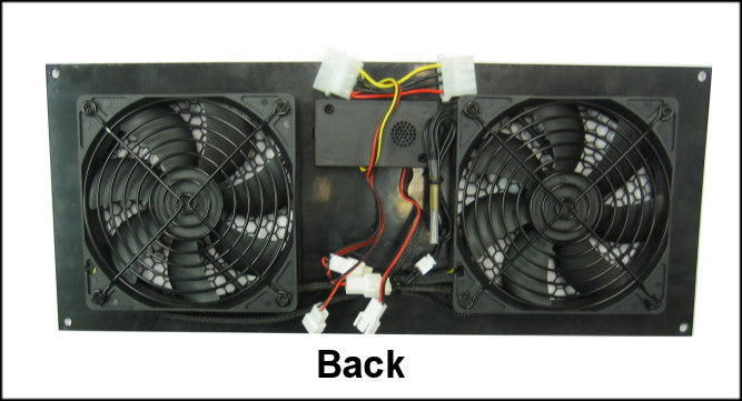 Cg Cabcool 1202 Deluxe 120mm Fan Cooling Unit With
