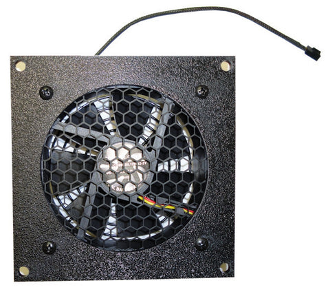CG CabCool901 Single 92mm Fan Cooling kit for Cabinet - Home Theaters