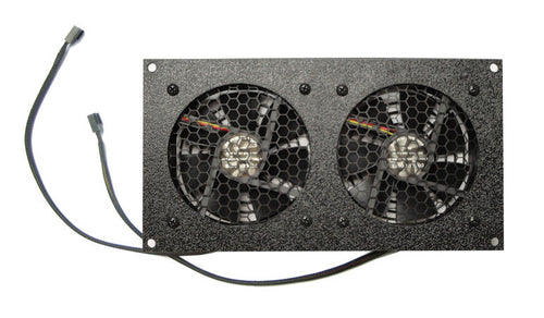 Bon CG CabCool902 Dual 92mm Fan Cooling Kit For Cabinet   Home Theaters