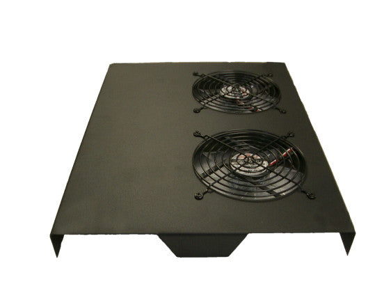 CG Comcool Cooling Stand Kit with Thermal Controlled 120mm Fans - Coolerguys