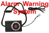 CG Power and Temperature Alarm System w/ Adjustable Temp
