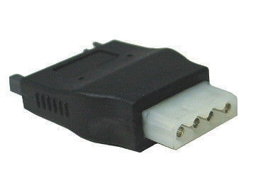 CG SATA 15PIN TO MOLEX 4PIN FEMALE ADAPTER # GC154