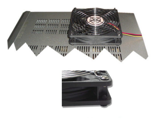 CG Single Component or Cabinet Cooling Kit | Coolerguys