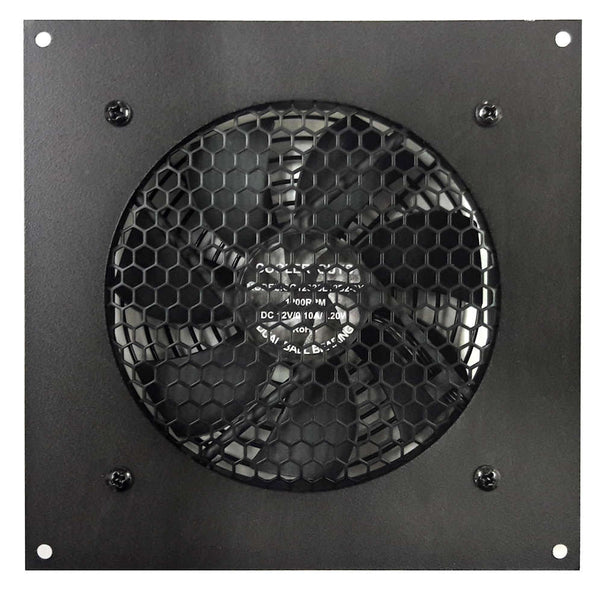 Coolerguys Single 120mm Fan Cooling Kit with Thermal Controller