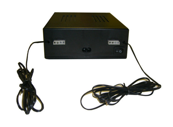 Coolerguys 2 amp AC/DC adapter with dual thermal monitors