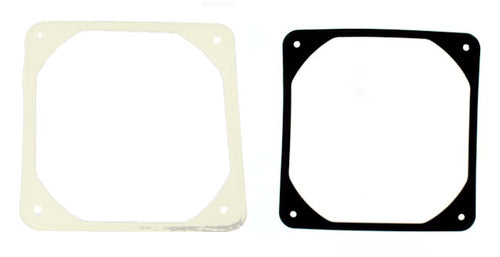 Coolerguys 60mm Anti-Vibration Rubber Fan Gasket -6FW Black  or Translucent