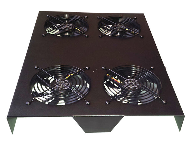 CoolerGuys Comcool stand deluxe 4 fan with variable control CCS 120-4M