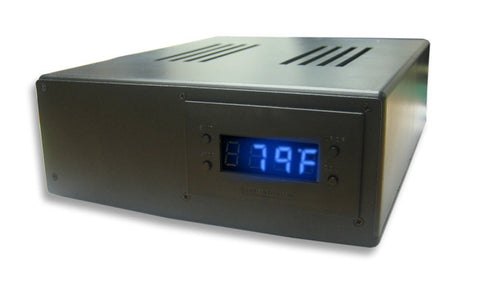 Coolerguys Deluxe External 120V to 12V Power Supply with Programmable Thermal Control & LED Display