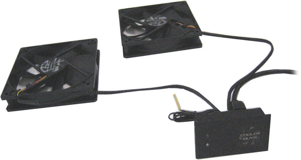 Coolerguys Power Supply (2A) & Pre-set Thermal Control Kit