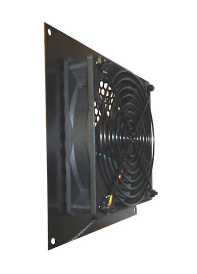 Coolerguys PRO-Metal Series Single 120mm Cooling Kit Cabcool1201-M