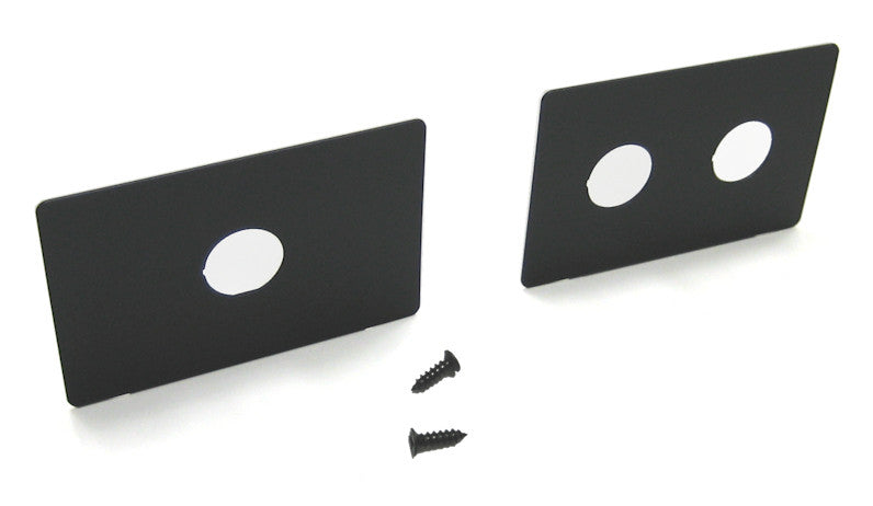 Coolerguys Switch Mounting Plate Dual or Single - Coolerguys