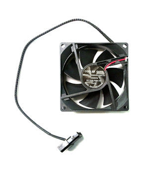 Coolerguys Ultra Quiet 80x80x25mm 5 Volt Fan with 4pin Connector