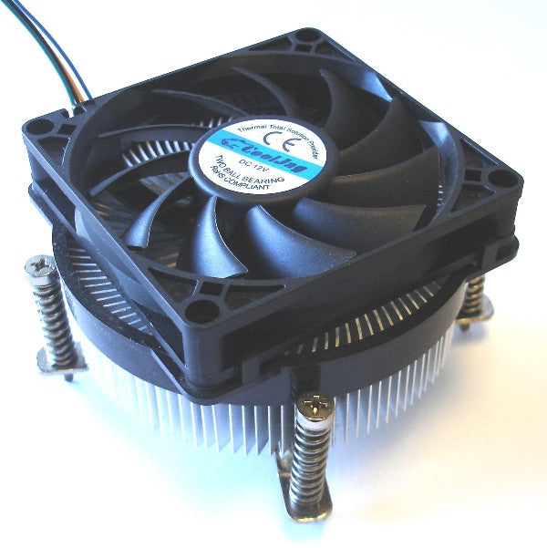 Cooljag CPU Cooler and Fan for Intel 1366 BOS-D2 (1366) - Coolerguys