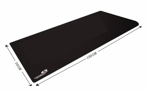 Corepad DeskPad XXXXXL Super Large Gaming Mouse Pad - Black CP11017