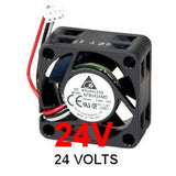 Delta 40 x20mm 24 volt fan 3 pin w/ rpm sensor  AFB0424MD -F00