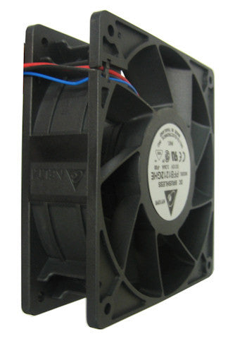 Delta PFB1212GHE-F00 120mm Extreme-Hi Case Fan, 4800RPM Speed, 217.80 CFM