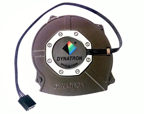 Dynatron 80x15mm Aluminum Blower Fan with PWM function #DB128015BU-PWM/AG