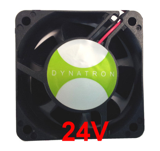 Dynatron / Top Motor 60x60x25mm 24 volt Ultra high Speed fan # DF246025BU
