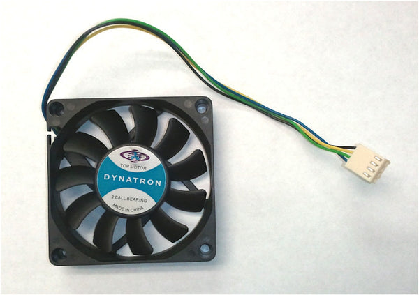 Dynatron Top Motor 70 x15mm PWM fan # DF127015BU-PWMG