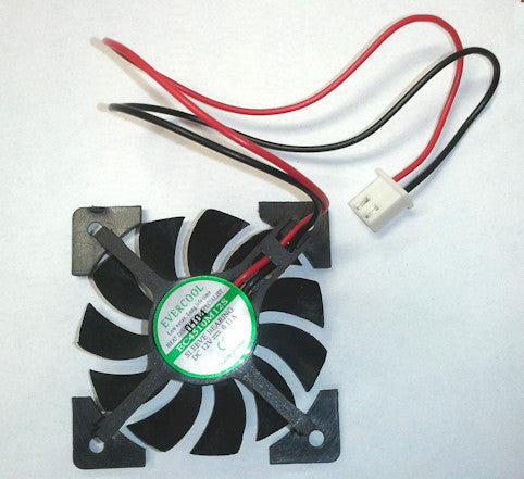 Evercool 45x45x10mm Med Speed 12 volt Video Card Fan # VC-EC4510M12S-X
