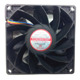 Evercool 92x38mm High Speed PWM Fan EC9238H12BP