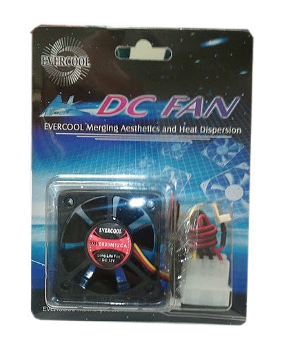 EVERCOOL  Brushless Medium Speed Fan 50x50x20mm # EC5020M12CA