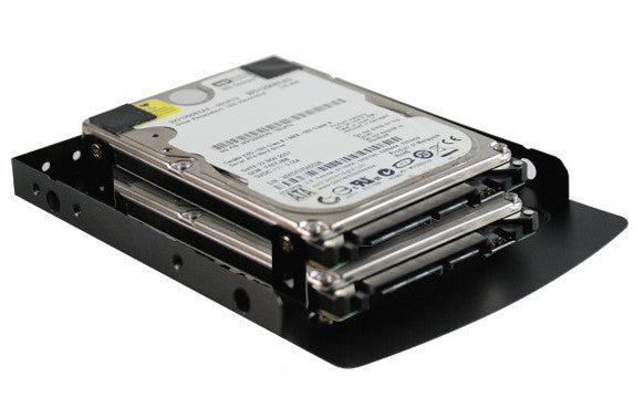 Evercool Hard Drive Converting bracket for 3.5 inch HHD/SSD Bay HDB-25351
