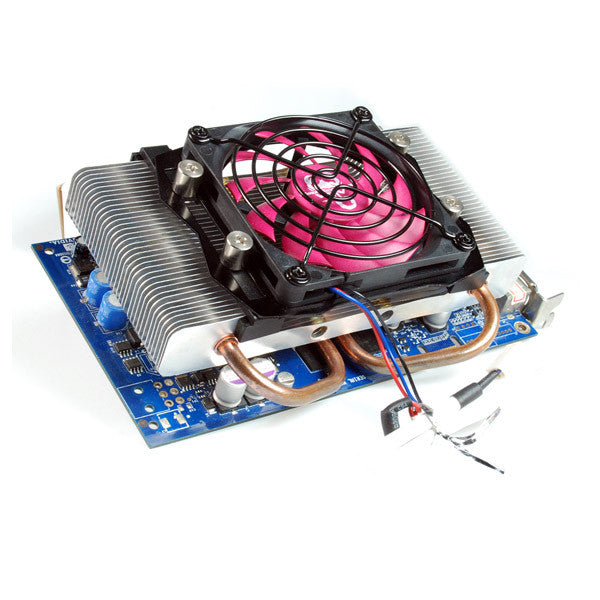 Evercool Rvf 1f Universal Vga Cooler Replacement W 80mm Fan