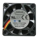 Everflow 40X40X10mm  Medium Speed Ball Bearing 3 pin Fan # R124010BM