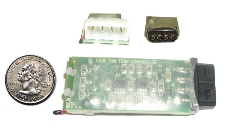 Fan Temperature Controller Maxx