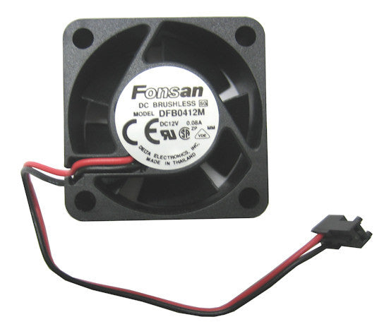 Fonsan / Delta 40x20mm Medium Speed 2 Wire Fan DFB0412M