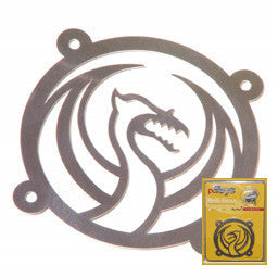 (Garage Item) PC Toys Grill Maxx 92mm Stainless Steel Dragon Grill