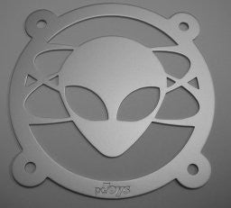 pcToys 92mm Alien Fan Grill - Coolerguys