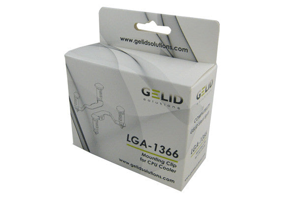 Gelid LGA - 1366 Mounting Clip for CPU