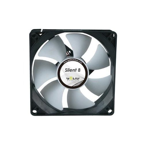 Gelid Silent 8 80mm silent case fan #FN-SX08-16