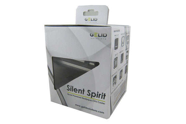 Gelid Silent Spirit  CPU Cooler for Intel Socket 775