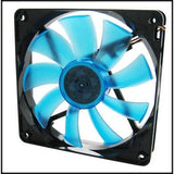 Gelid Wing 12 120x120x25mm Gamer Fan Blue FN-FW12-15-B